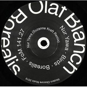 Olaf Blanch - Borealis EP (incl. Suzanne Kraft Remix)