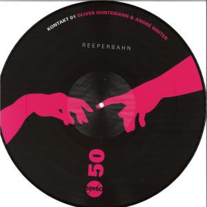 Oliver Huntemann & Andre Winder - Kontakt 01: Reeperbahn (Onesided Pic. Disc)