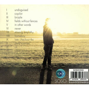 Oliver Schories - Fields Without Fences (CD) (Back)