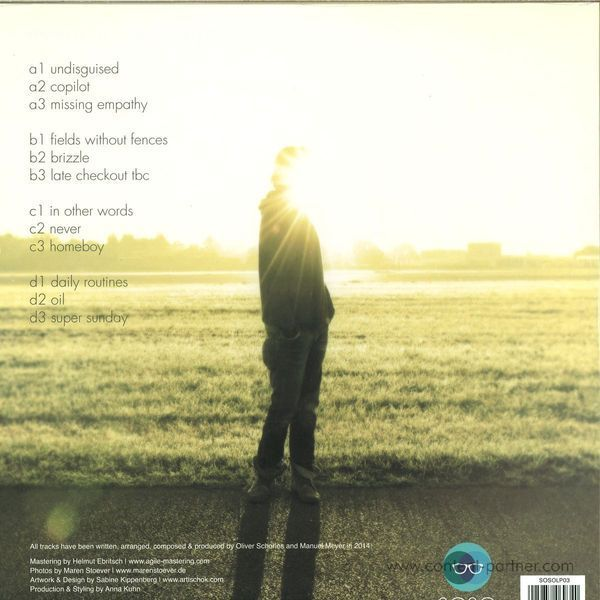 Oliver Schories - Fields Without Fences (Back)