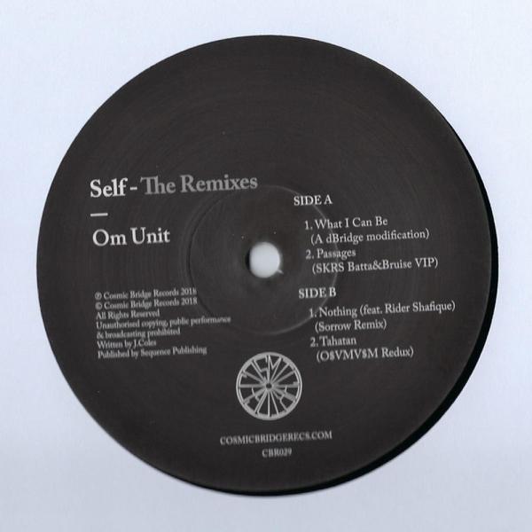 Om Unit - Self [The Remixes]