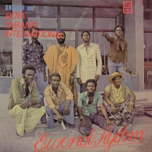 Ondigui & Bota Tabansi International - Ewondo Rhythm (LP)