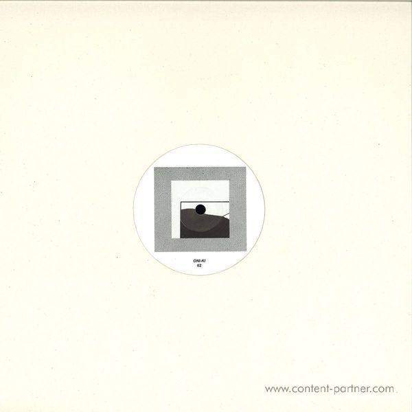 Oni-ki - Darkness, Light, Darkness EP (Back)