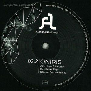 Oniris - Hope & Despair / Better Days Rmx