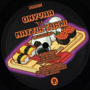 Onyvaa VS Mattia Trani - Climax EP