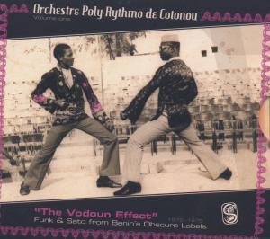 Orchestre Poly-Rythmo De Cotonou - The Vodoun Effect