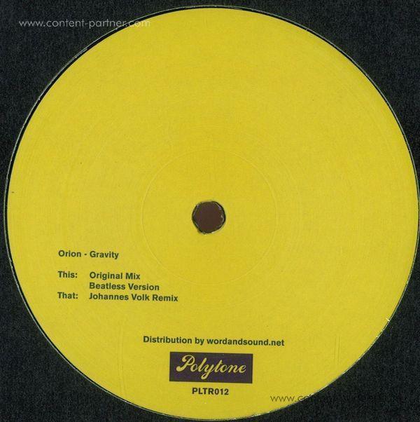 Orion - Gravity (Johannes Volk Remix)