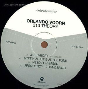 Orlando Voorn - 313 Theory