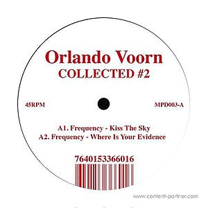 Orlando Voorn - Collected Ep #2