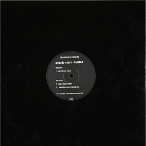 Orlando Voorn - Twisted (Back)