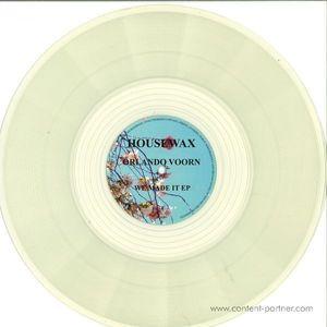 Orlando Voorn - We Made It EP