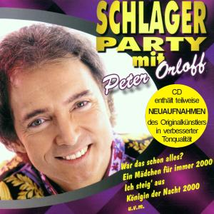 """Orloff,Peter - Schlagerparty Mit (Enth""""lt Re-Recordings"""