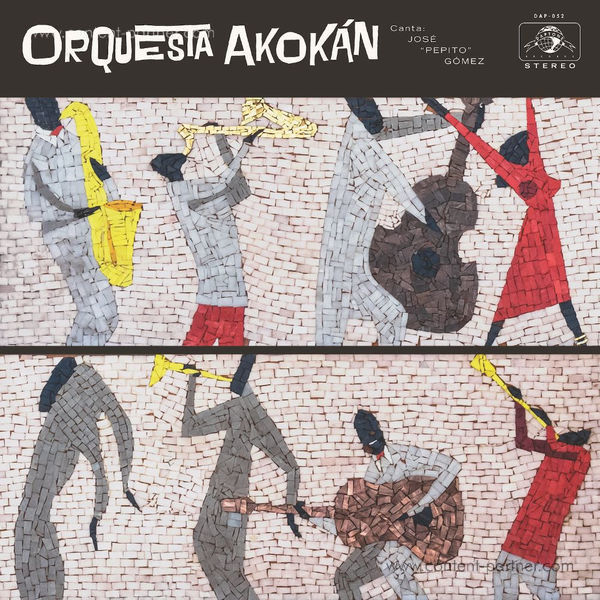 Orquesta Akokan - Orquesta Akokan (LP+MP3)