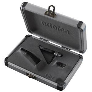 Ortofon Set - concorde pro s (schwarz)