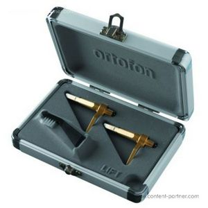 Ortofon Twin Set - concorde gold