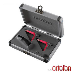 Ortofon Twin Set - concorde scratch