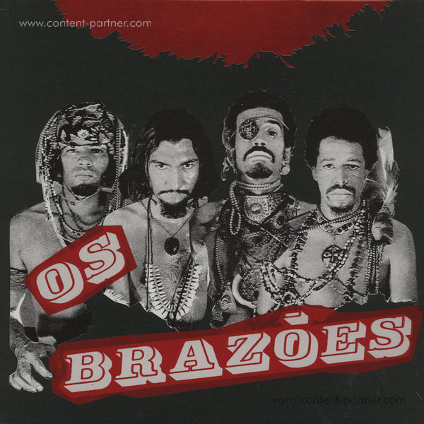 Os Brazoes - Os Brazoes (Reissue)