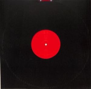 Oscar Mulero / P.E.A.R.L. - Blood In The Water [ltd. red vinyl repress / stick (Back)