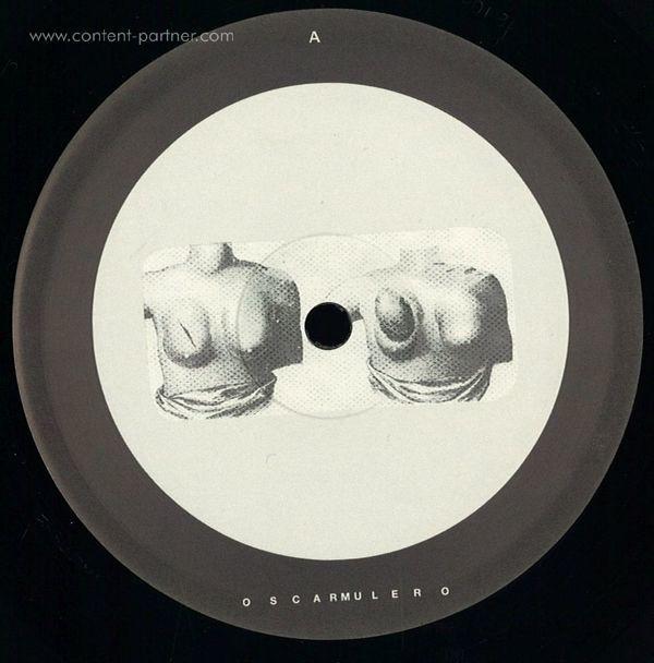 Oscar Mulero - Muscle And Mind (2x12'') Repress