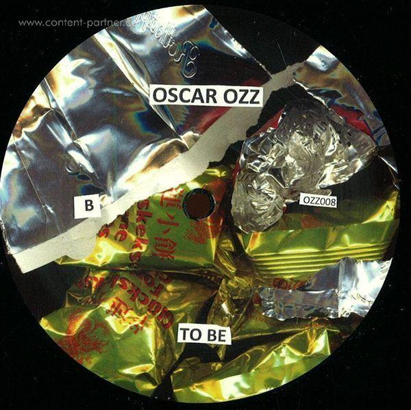 Oscar Ozz - Hurricane (Back)