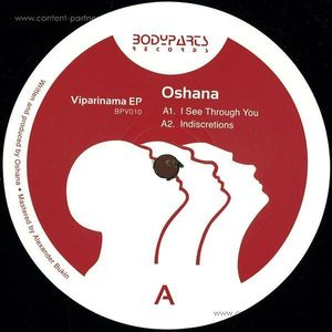 Oshana - Viparinama EP (Vinyl Only)