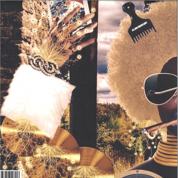 Osunlade - Ache (180g 2LP) (Back)