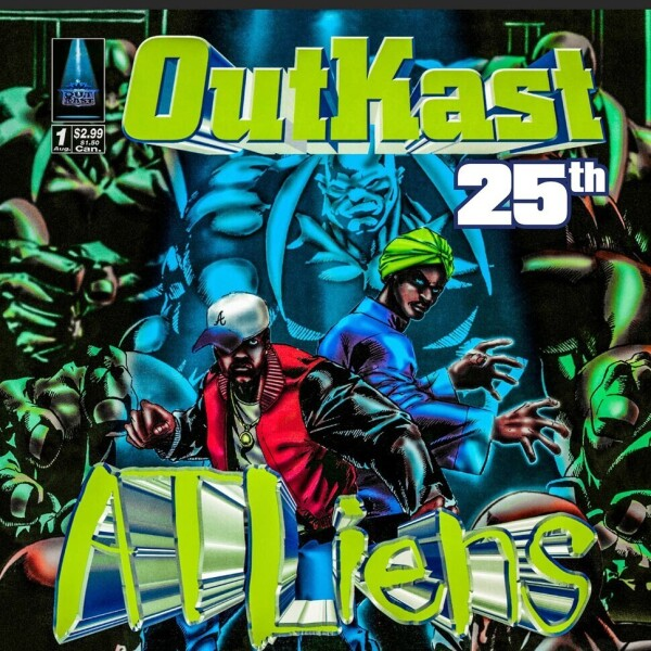 Outkast - ATLiens (25th Anniv. Deluxe 4LP)