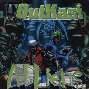 Outkast - Atliens (180g Picture Disc 2LP)