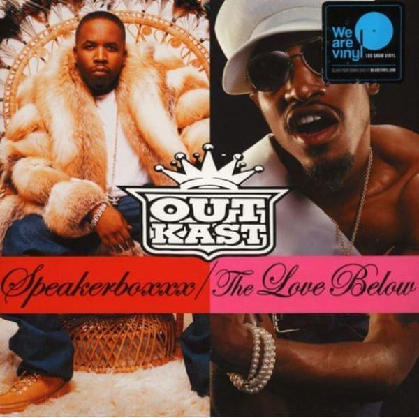Outkast - Speakerboxx/The Love Below (4LP)