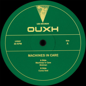 Ouxh - Machines in Care