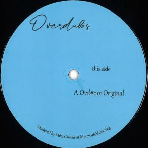 Overdubs - 001