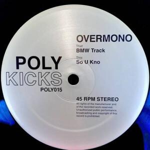 Overmono - BMW Track / So U Kno