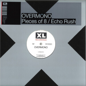 Overmono - PIECES OF 8 / ECHO RUSH