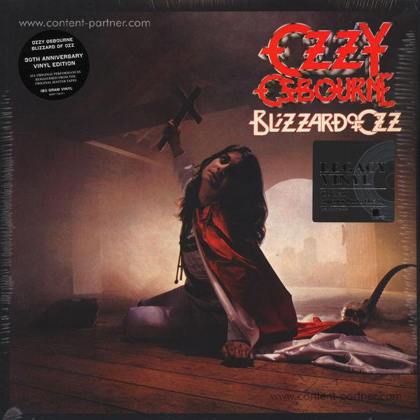 Ozzy Osbourne - Blizzard of Ozz (180g LP)