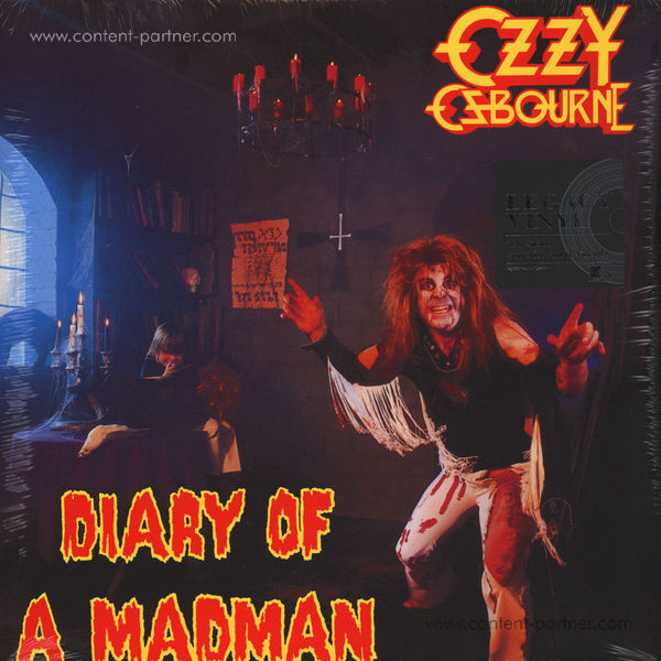 Ozzy Osbourne - Diary of a Madman (180g LP)