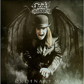 Ozzy Osbourne - Ordinary Man (Black VInyl LP)