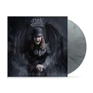 Ozzy Osbourne - Ordinary Man (Ltd. Silversmoke Color Vinyl)