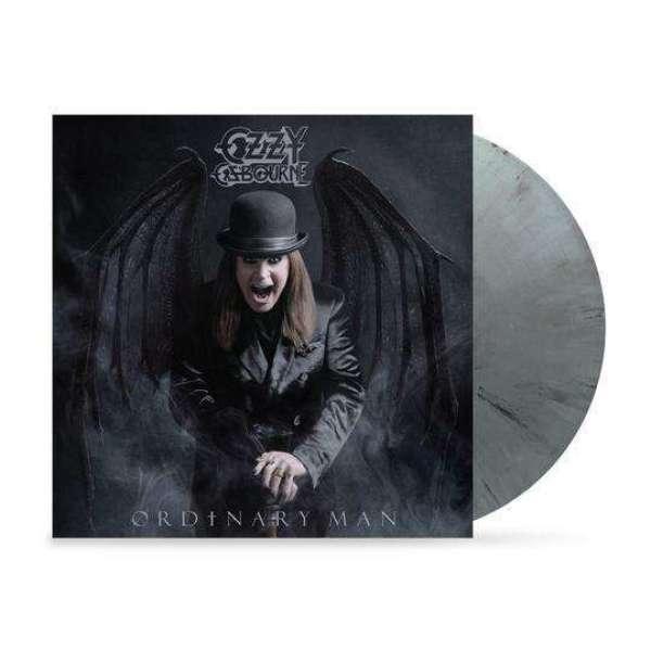 Ozzy Osbourne - Ordinary Man (Ltd. Silversmoke Color Vinyl)