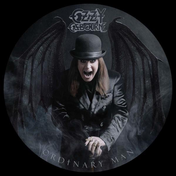 Ozzy Osbourne - Ordinary Man (Picture LP, PVC Sleeve)