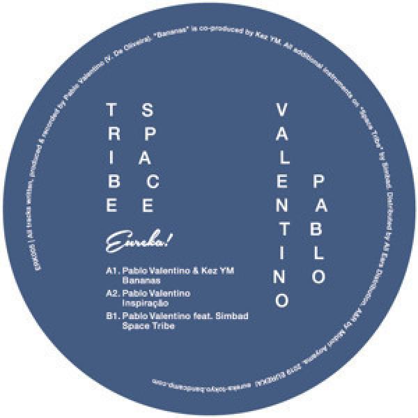 PABLO VALENTINO - SPACE TRIBE (Back)