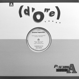 PARADIZE DISOWNED / DJ ZERO ONE/ SYNDROME/V ROOM - Drome Tapes EP1