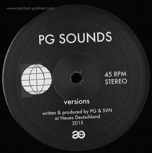 PG Sounds - Versions