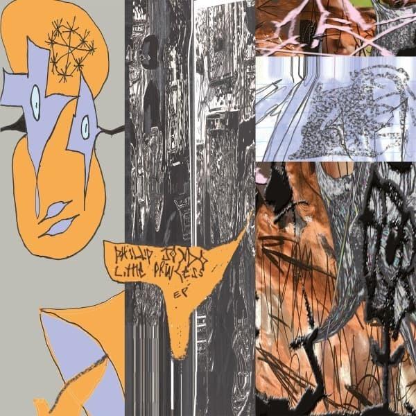 PHILLIP JONDO - LITTLE PRINCESS EP