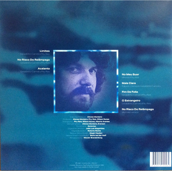 PIRY REIS - PIRY REIS (Deluxe Edition) (Back)