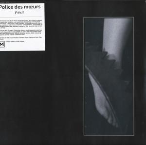 POLICE DES MOEURS - Péril