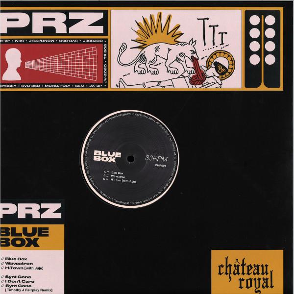 PRZ - Blue Box