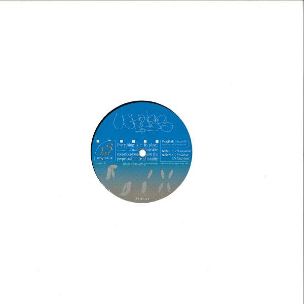 PUGILIST - Blue 06 (Back)