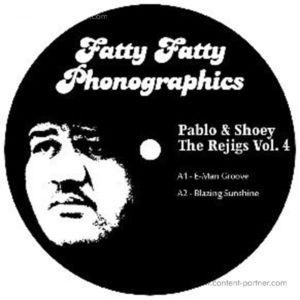 Pablo & Shoey - The Re-jigs Vol.4