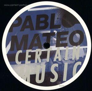 Pablo Mateo - Ex Calathea EP