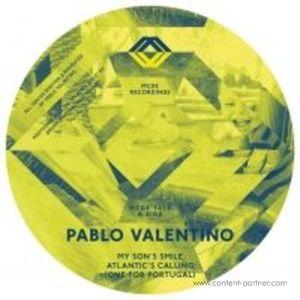 Pablo Valentino - My Son's Smile EP (Ge-Ology Remix)